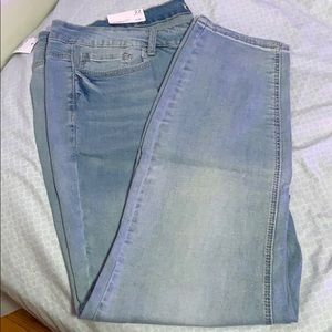 Size 22 Jean Lot (7 Pairs)